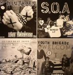 Four Old Seven Inches On A Twelve Inch (remastered)