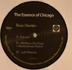Brian HARDEN - The Essence Of Chicago