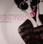 Rare Mod Volume 6: A Sixth Volume Of 60s Underground Rhythm 'N' Blues Psych & Soul