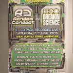Random Concept & Breakin Science: The Warehouse Party 2015