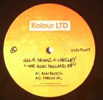 UGLY DRUMS/CHESNEY - The Alec Holland EP