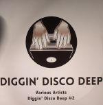 Diggin' Disco Deep  #2