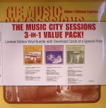 The Music City Sessions: 3 In 1 Value Pack