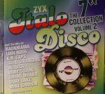 "ZYX Italo Disco: The 7"" Collection Volume 2"