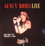 Live In New York City February 2 1988