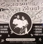 Coxsone's Music 1: The First Recordings Of Sir Coxsone The Downbeat 1960-1962