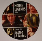 House Legends Sampler EP 1