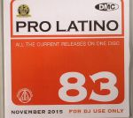 DMC Pro Latino 83: November 2015 (Strictly DJ Only)