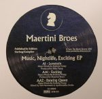 Music Nightlife Exciting EP