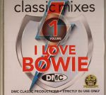 I Love Bowie Volume 1: Megamixes Two Trackers Remixes (Strictly DJ Only)
