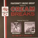 Cream Breaks Vol 1