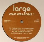 Wax Weapons 1