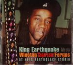 King Earthquake Meets Winston Sugarcane Fergus At King Earthquake Studio