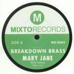 BREAKDOWN BRASS - Mary Jane
