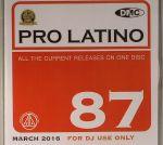 DMC Pro Latino 87: March 2016 (Strictly DJ Only)