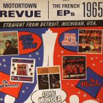 Motortown Revue: The French EPs 1965 Straight From Detroit Michigan USA (mono)