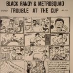 Trouble At The Cup