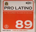 DMC Pro Latino 89: May 2016 (Strictly DJ Only)