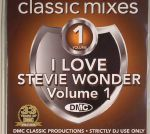 Classic Mixes: I Love Stevie Wonder Volume 1 (Strictly DJ Only)