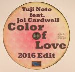 Color Of Love 2016 Edit