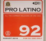 DMC Pro Latino 92: August 2016 (Strictly DJ Only)