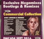 DMC Commercial Collection September 2016: Exclusive Megamixes Bootlegs & Remixes (Strictly DJ Only)
