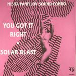 You Got It Right/Solar Blast