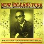 New Orleans Funk Vol 4: Voodoo Fire In New Orleans 1951-77