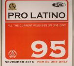 DMC Pro Latino 95: November 2016 (Strictly DJ Only)