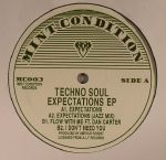 Expectations EP (reissue)