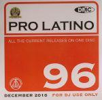 DMC Pro Latino 96: December 2016 (Strictly DJ Only)
