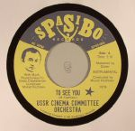 USSR CINEMA COMMITEE ORCHESTRA/CZECHOSLOVAK RADIO JAZZ ORCHESTRA - To See You