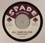 All I Have Is Love
