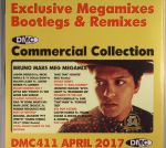 DMC Commercial Collection April 2017: Exclusive Megamixes Bootlegs & Remixes (Strictly DJ Only)