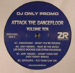 Attack The Dancefloor Vol 10