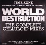 World Destruction: The Complete Celluloid Mixes (Record Store Day 2017)
