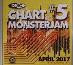 DMC Chart Monsterjam #5 April 2017 (Strictly DJ Only)