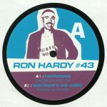 Ron HARDY/CAPPUCCINO/MAN FRIDAY/JIVE JUNIOR/KLEEER - RDY #43