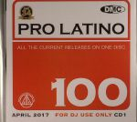 DMC Pro Latino 100: April 2017 (Strictly DJ Only)