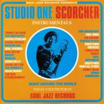 Studio One Scorcher Instrumentals (remastered) (reissue)
