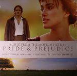 Pride & Prejudice (Soundtrack) (reissue)