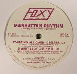 Manhattan Rhythm (reissue)