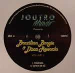 Brazilian Boogie & Disco Reworks Volume 2