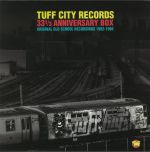 Tuff City Records 33 1/3 Anniversary Box: Original Old School Recordings 1982-1986