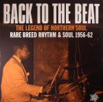Back To The Beat: Rare Breed Rhythm & Soul 1956-62