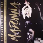 The Party's Right Here: FM Radio Broadcast Blond Ambition Tour Dallas Texas 1990