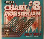 DMC Chart Monsterjam #8 July 2017 (Strictly DJ Only)