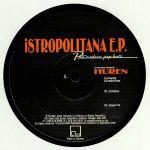Istropolitana EP: Post Modern Jeep Beats (warehouse find, slight sleeve wear)