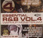 DMC Essential R&B Vol 4: Warmup Monsterjam (Strictly DJ Only)