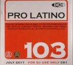 DMC Pro Latino 103  (Strictly DJ Only)